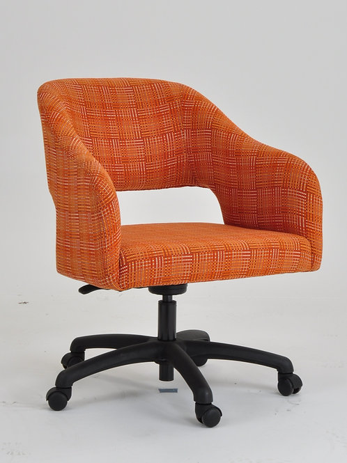 Kudl chair with open back