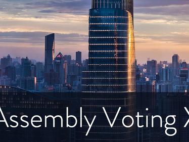 Assembly Voting X - Testpanel
