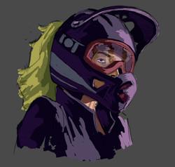 GO! Trials Character Concept
