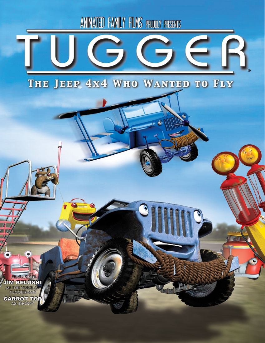 Tugger_The_Jeep_4x4_Who_Wanted_To_Fly_Poster.jpg