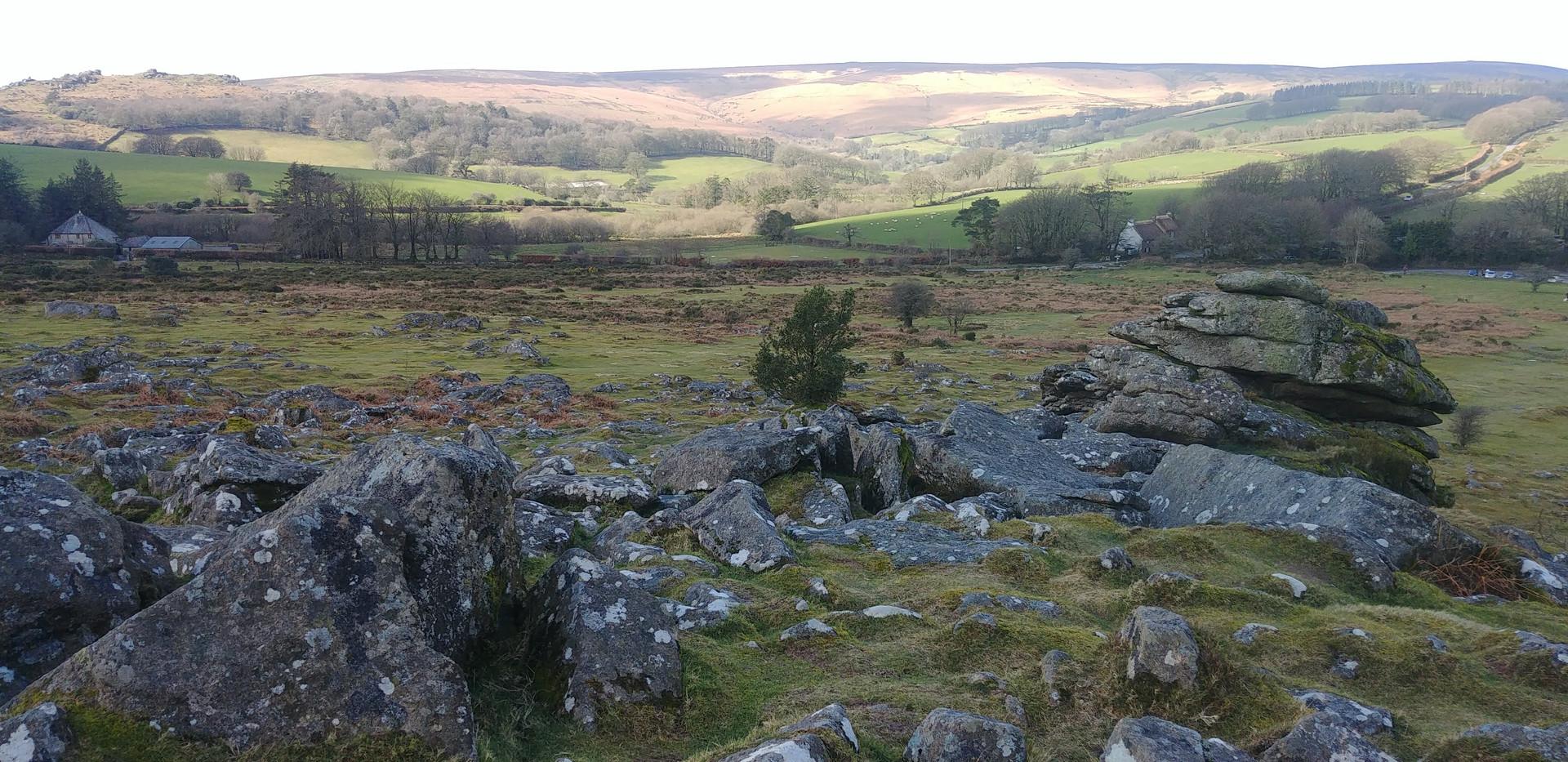 Dartmoor Wilderness