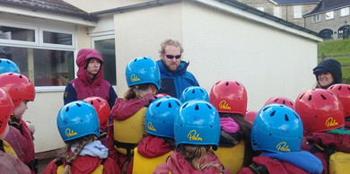 Lets get ready to raft!