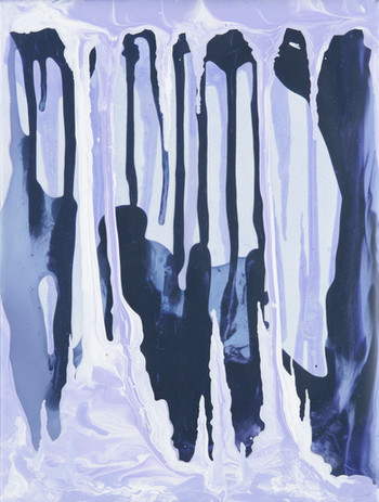 Kate Shaw Hide Out 2006 acrylic and resi