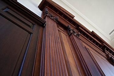 Wren Chapel Stock Images (Matthew F Rees
