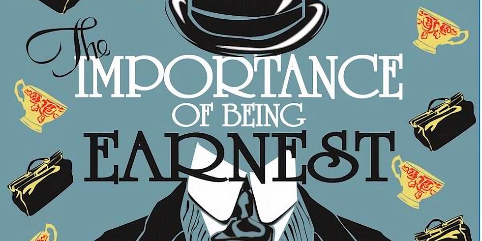 AUDITIONS: The Importance of Being Earnest