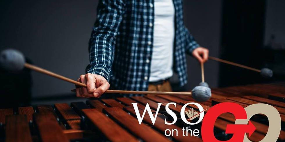 WSO on the Go-Percussion Ensemble