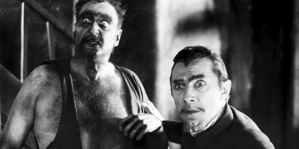 Vintage Horror Movie Marathon