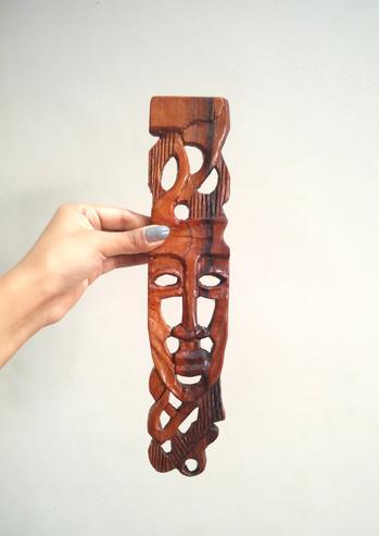 Peruvian Wood Carving