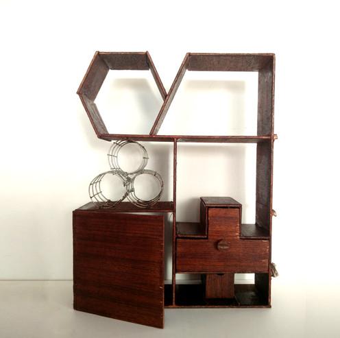 Bathroom Cabinet Prototype