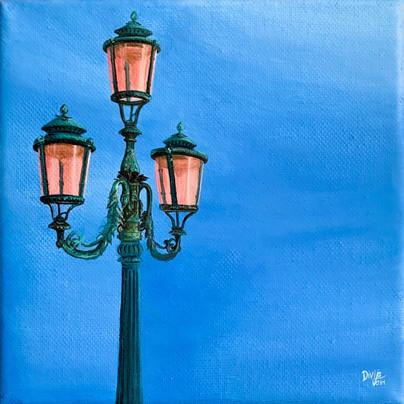 Lamp Series x Venice