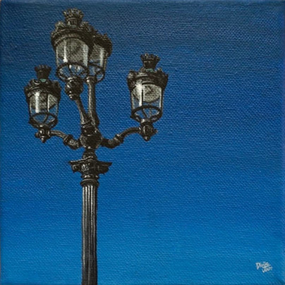 Lamp Series x Paris