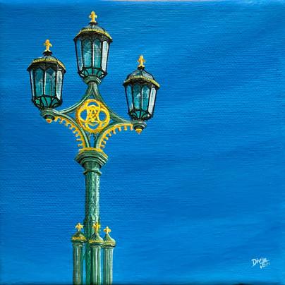 Lamp Series x London