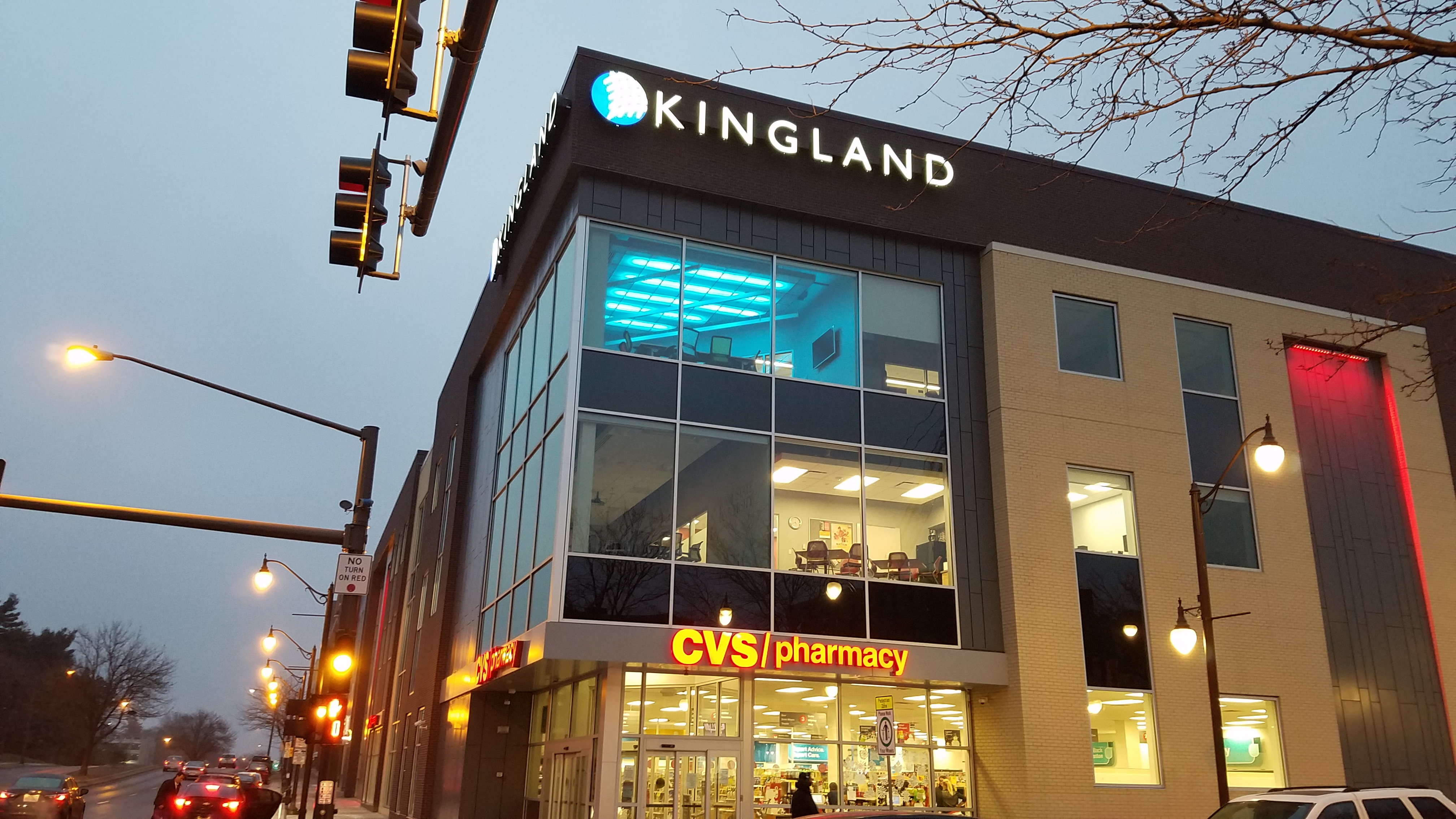 Kingland Campus Properties