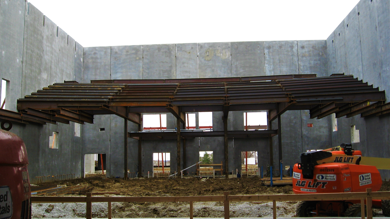 Auditorium Overhang