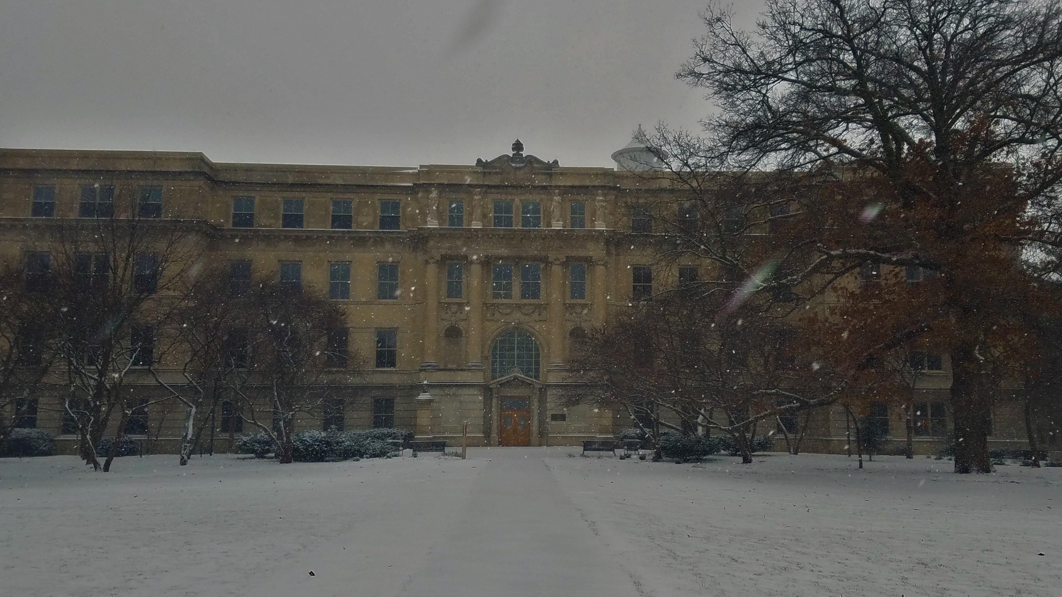 ISU Marston Hall
