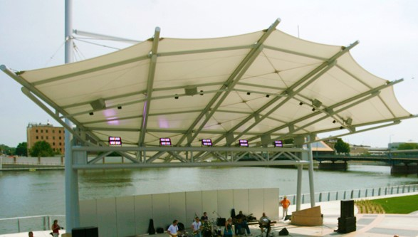 Marks Park Amphitheater