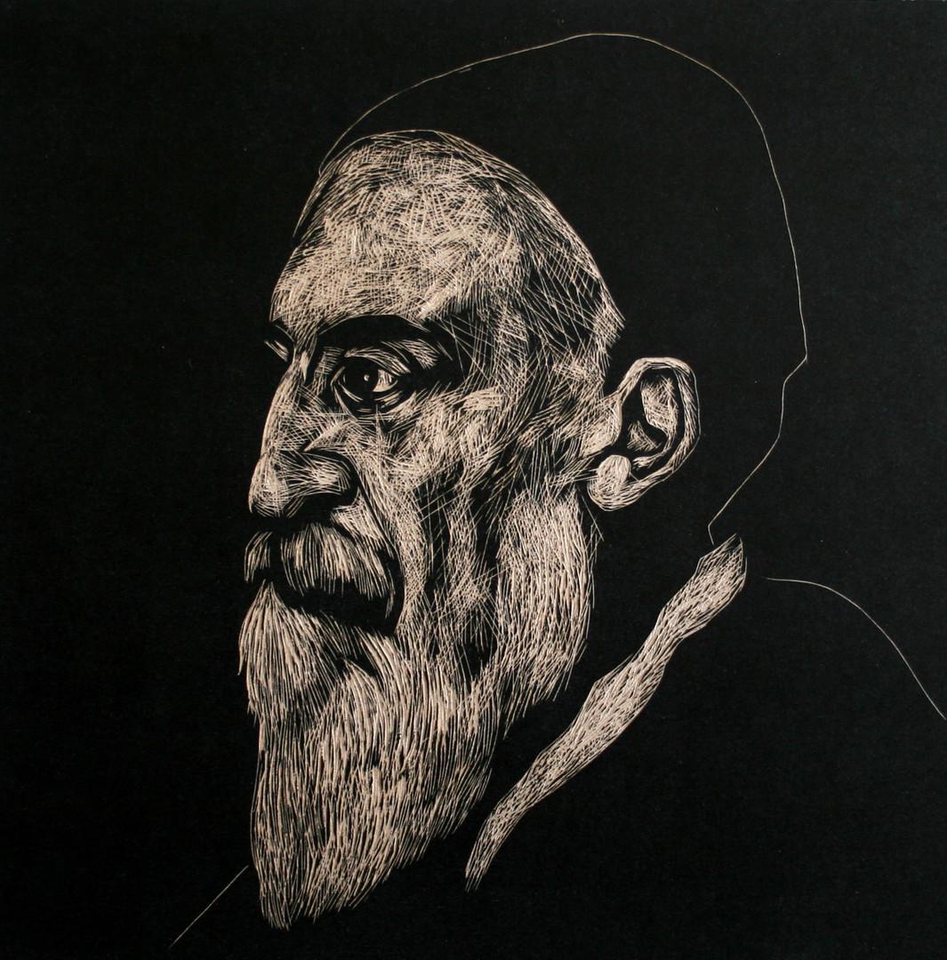 Portrait of Titian