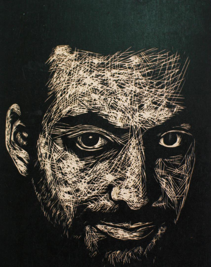 Portrait of Giorgos