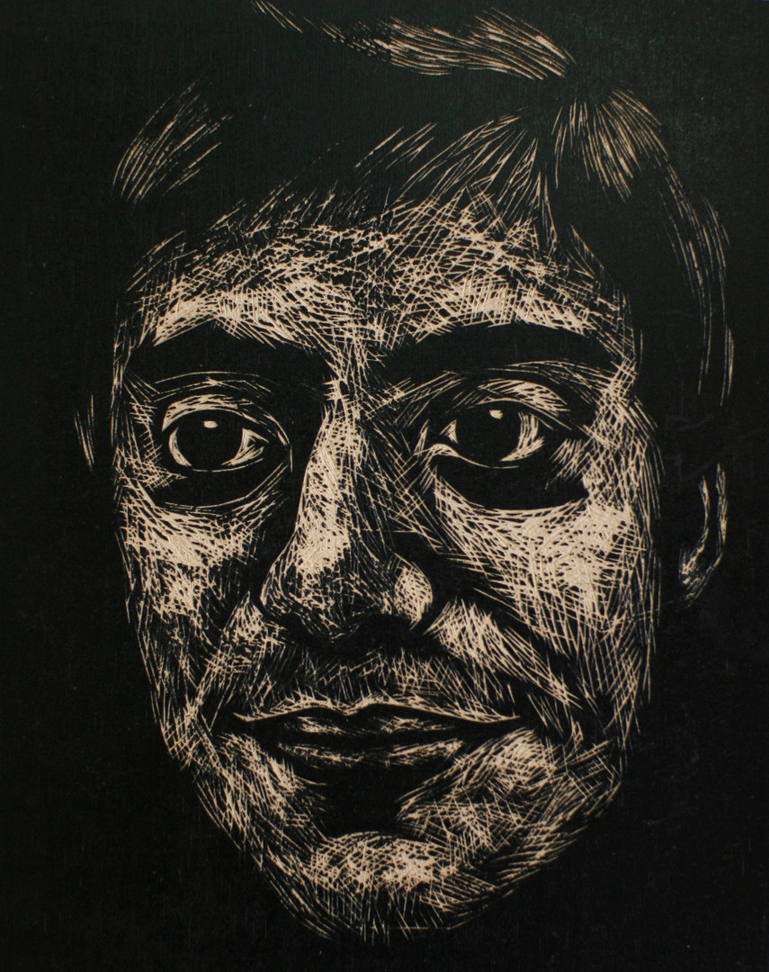Portrait of Stelios