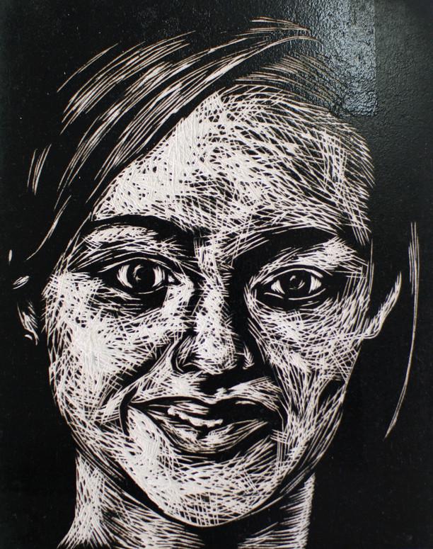 Portrait of Ola