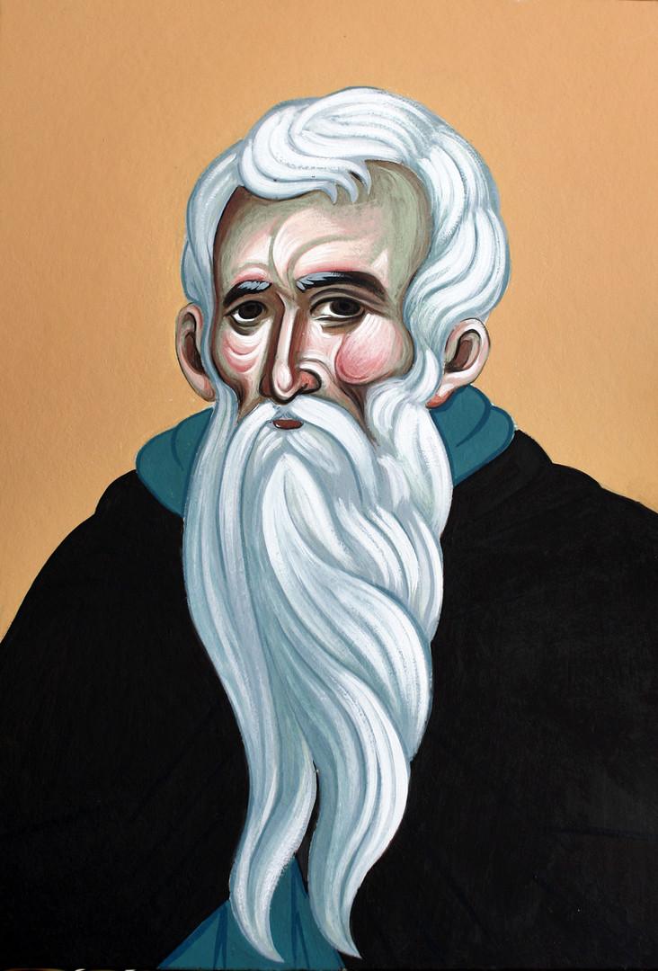 Icon of Saint Neilos