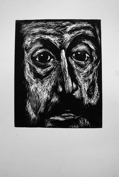 Portrait of Domenikos Theotokopoulos (Greco)