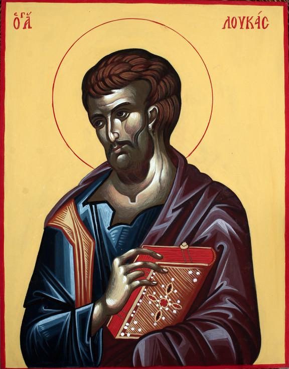 Icon of Saint Luc