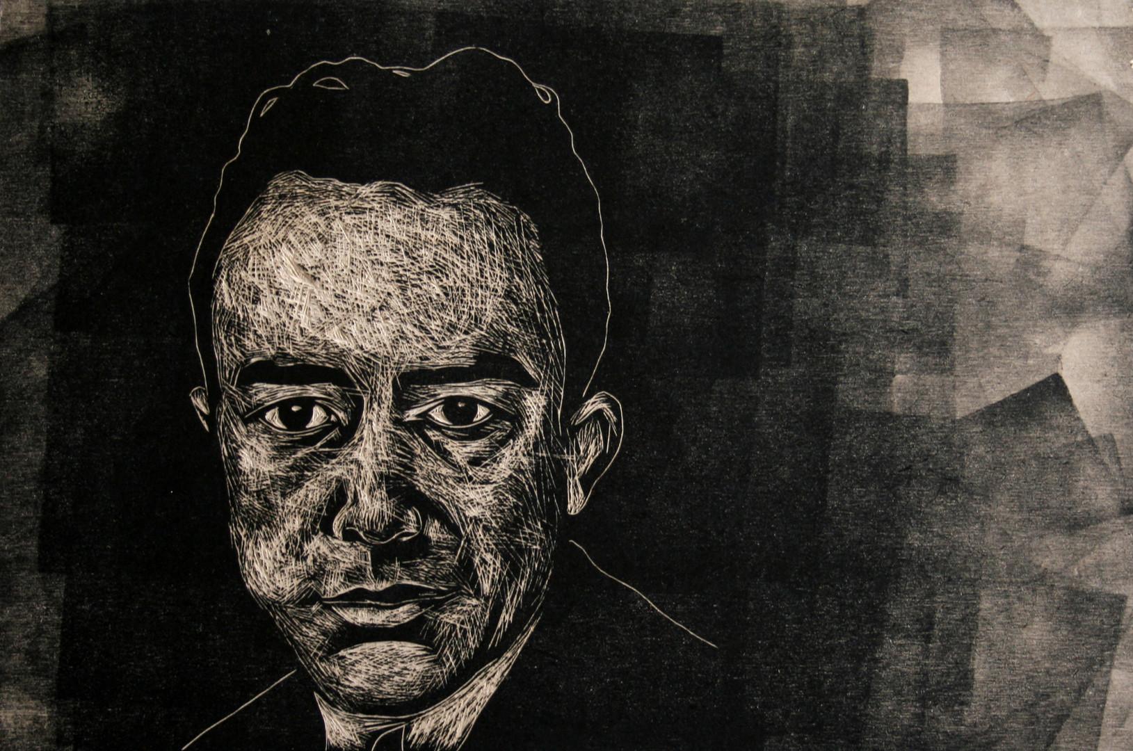 Portrait of Albert Camus