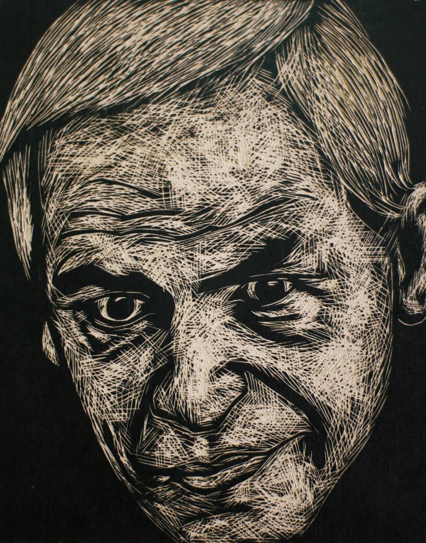 Portrait of Milan Kundera