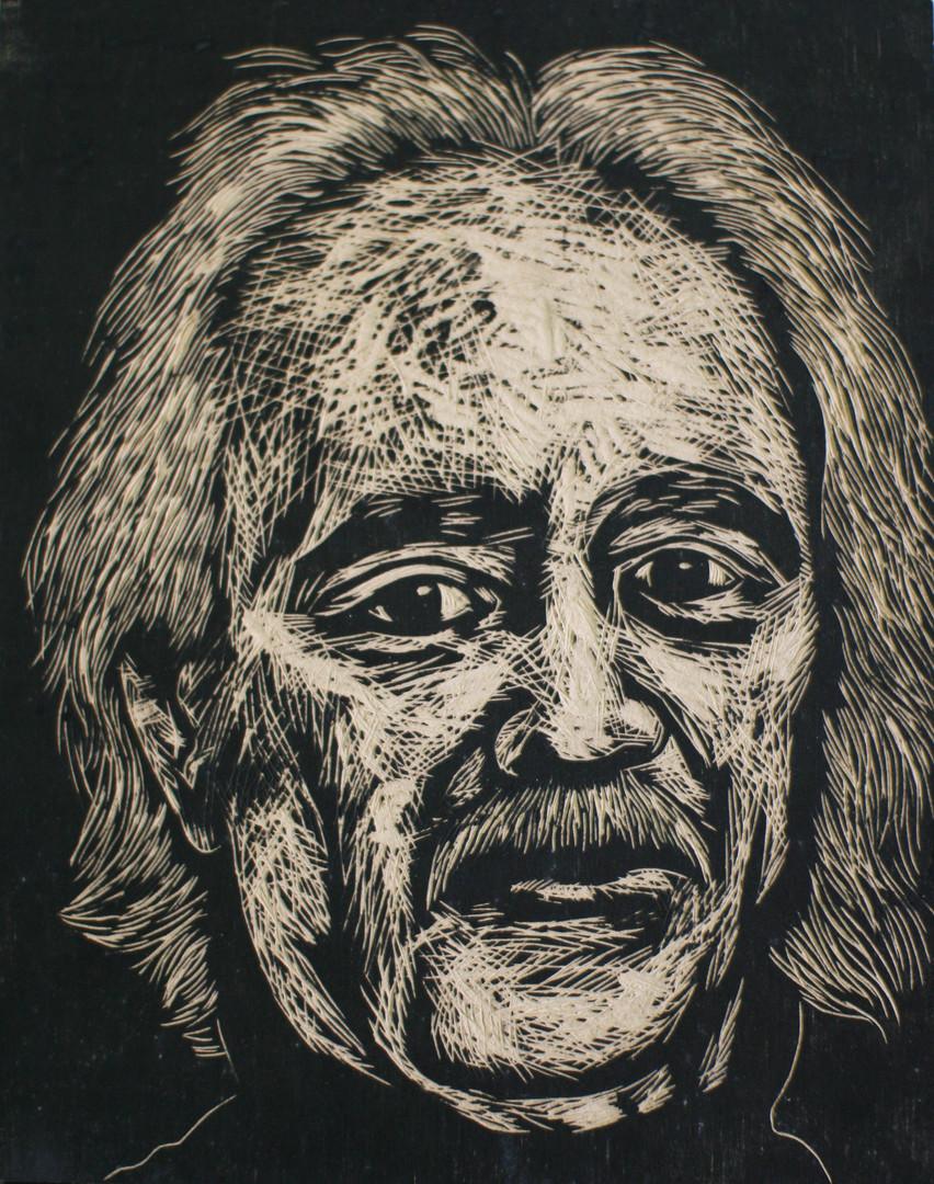 Portrait of John Carpenter