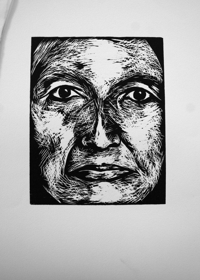 Portrait of Spyridona