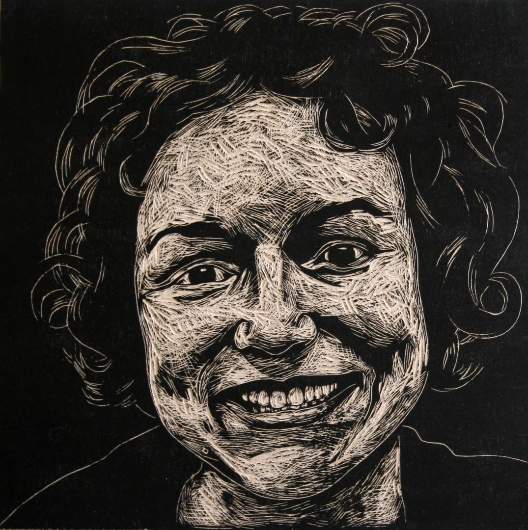 Portrait of Apolline