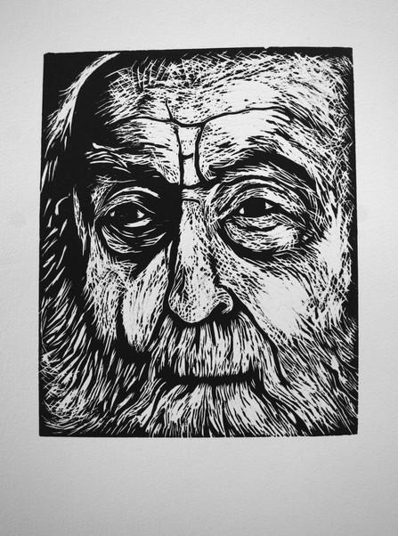 Portrait of Sophrony Sakharov