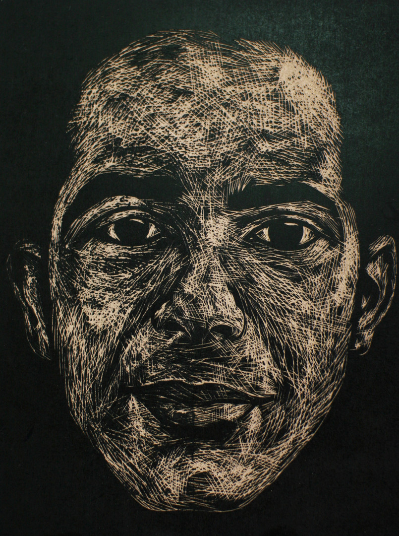 Portrait of Chrysis