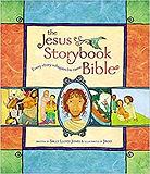 Preschool Bibles - The Jesus Storybook B