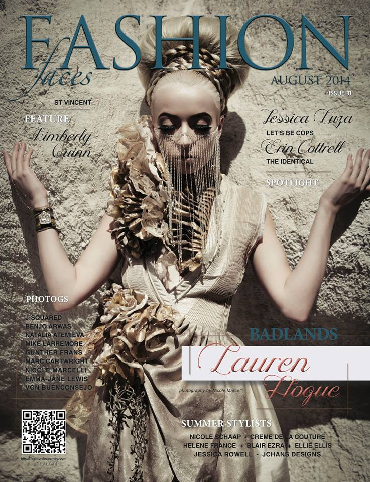 Fashion Faces Magazine
