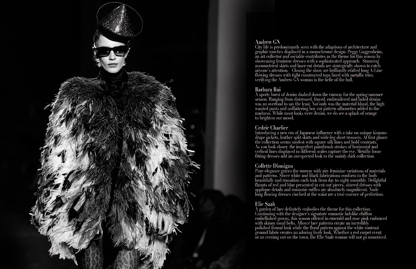 Runway France Magazine