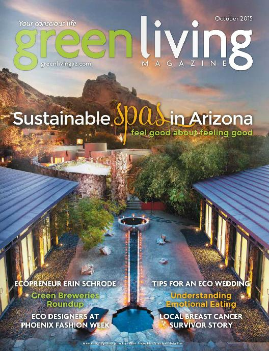 Green Living Magazine- Aeveka