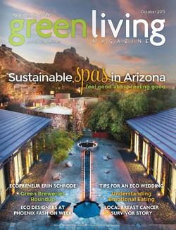 Green Living Magazine- Aeveka