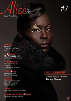 Alize La Vie Magazine
