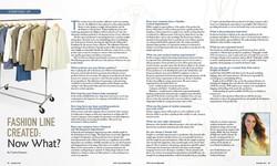 Tosha in FOCUS on Fashion Retail Mag