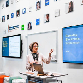 Application for Fall 2019 Batch Opens at UC Berkeley's Blockchain Xcelerator!