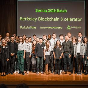 Twelve teams present at the Inaugural Blockchain Xcelerator Demo Day