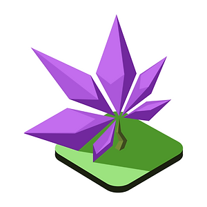 Ethereum farming MMO that treats cannabis with respect.