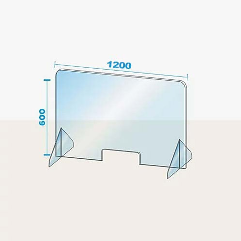 Kit de protection Comptoir 1200 X 600 mm