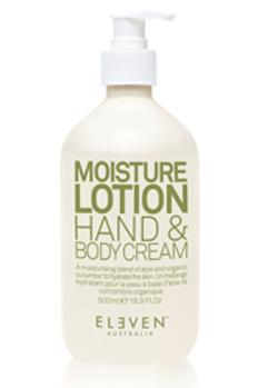 Moisture Lotion - Hand & Body Cream