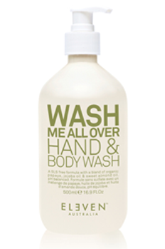 Wash me all over Hand & Bodywash