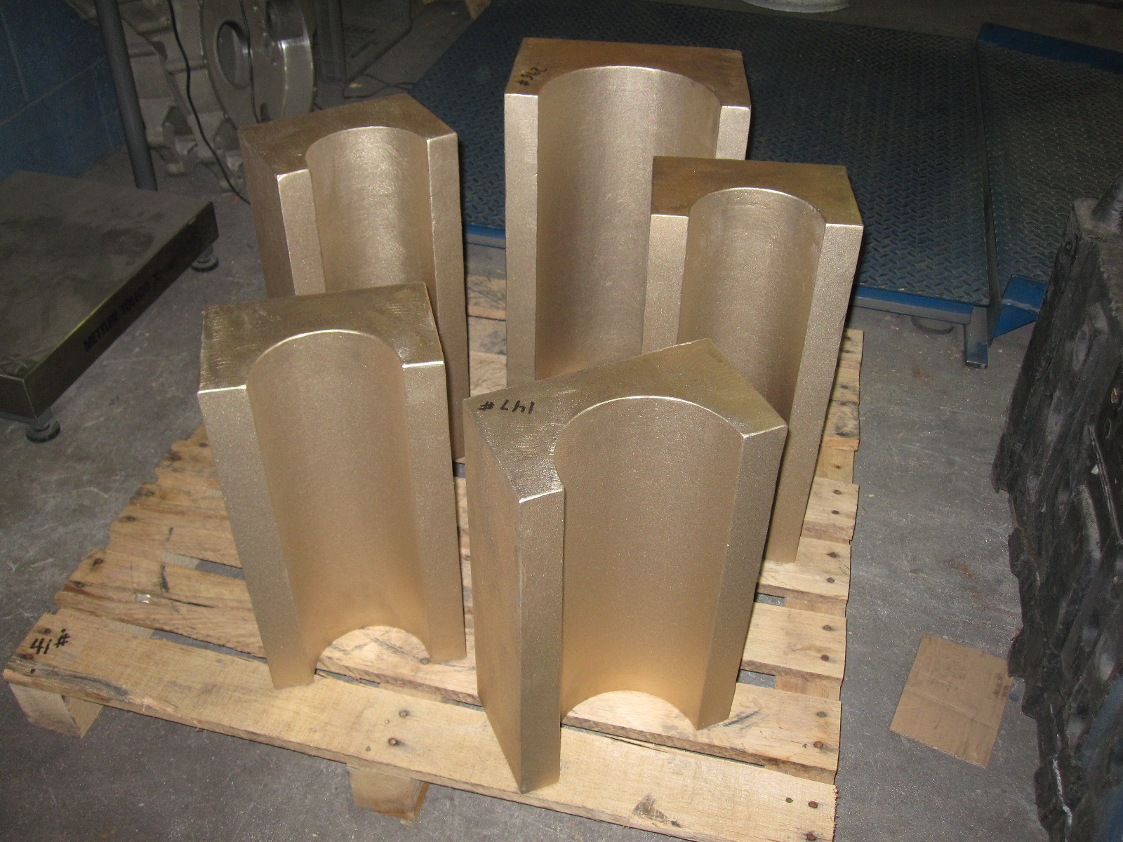 Bronze Machining Blanks