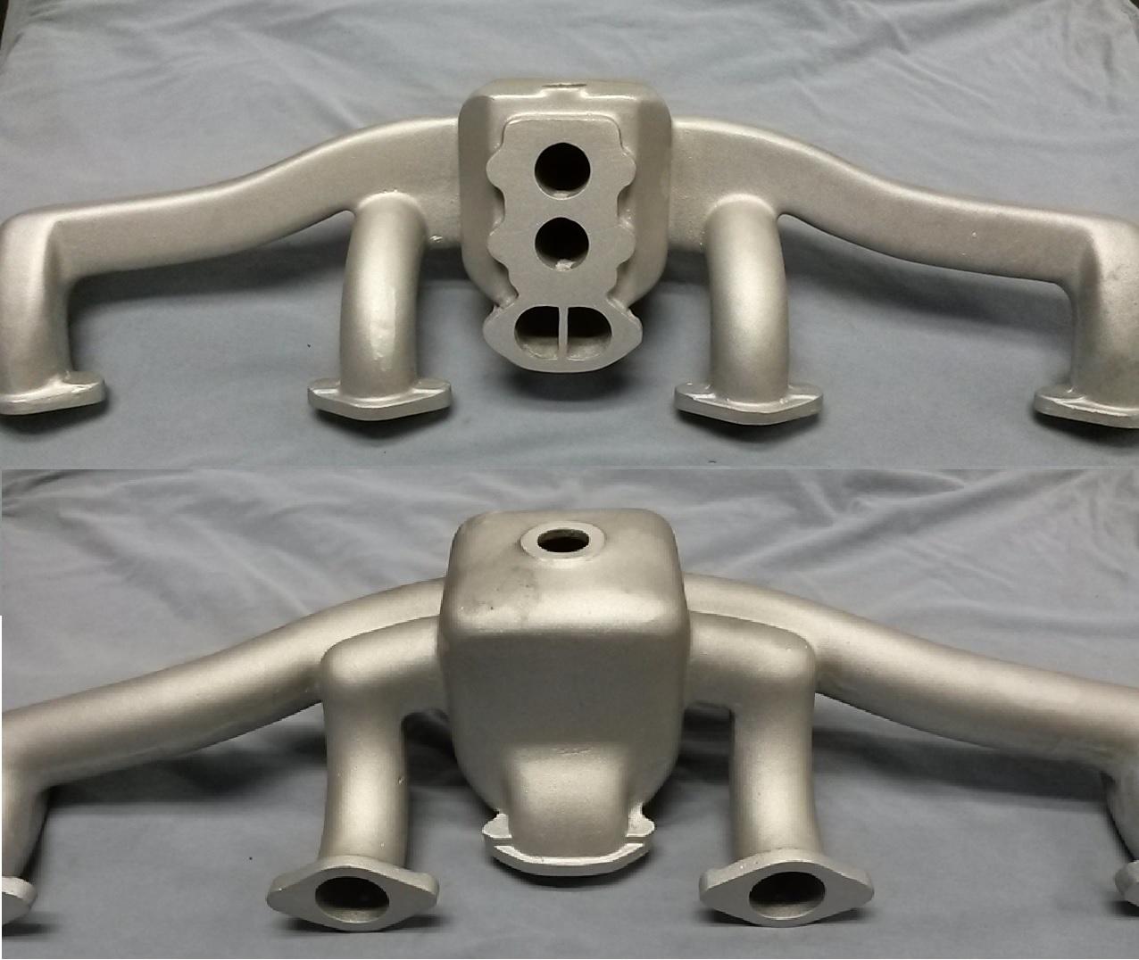Aluminum Cast Manifold