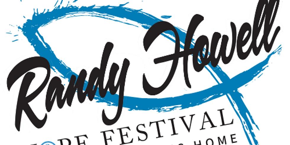 Randy Howell Hope Festival